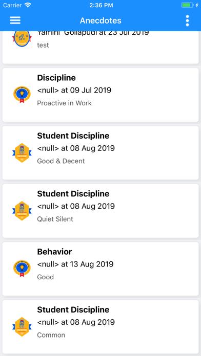 Litera Valley Zee School screenshot 1