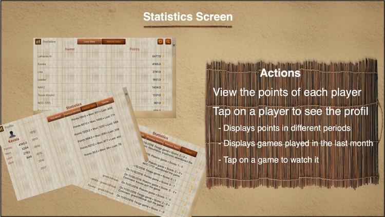 iTavli-Best backgammon game screenshot-6