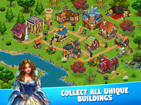 Fairy Kingdom screenshot
