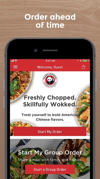 Panda Express screenshot-0