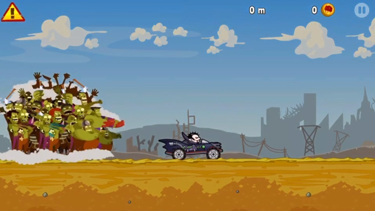Zombie Road Trip! screenshot-3