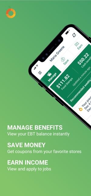 Fresh EBT - Food Stamp Balance on the App Store