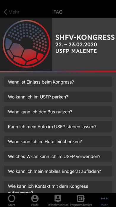 Schleswig-Holsteinischer FVScreenshot von 4