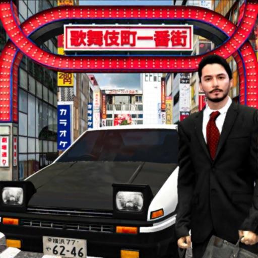 東京通勤-運転シミュレータ