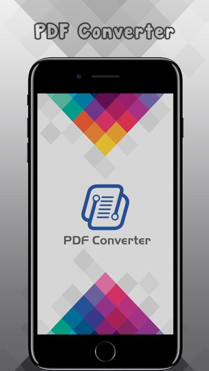 PDF Converter :Docs To PDF