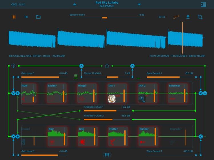 Moebius Lab screenshot-0