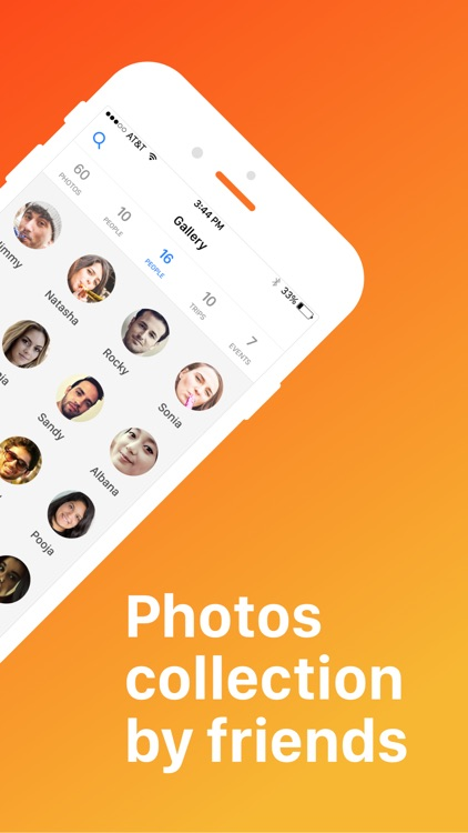 Shoto - Photo, Album Share App screenshot-4