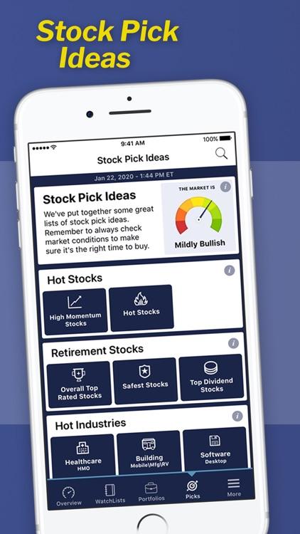 VectorVest Stock Advisory screenshot-3