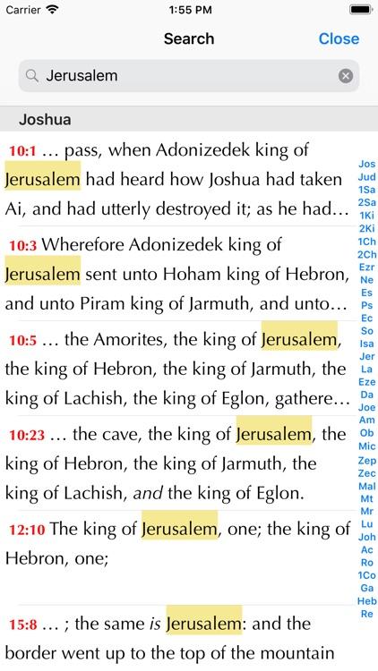Matthew Henry Study Bible screenshot-4