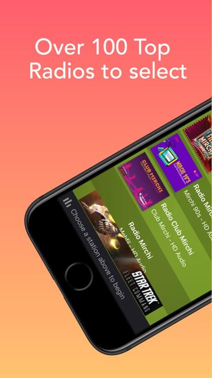 Hindi Radio - Hindi Songs HD screenshot-9