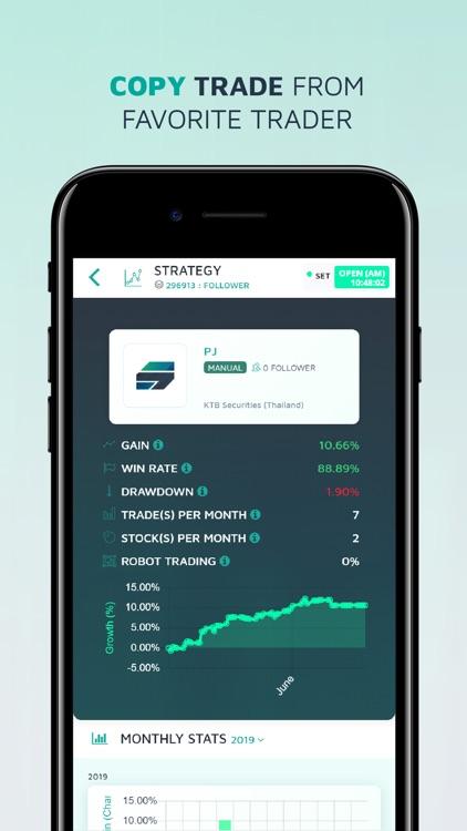 SKYNET Stock Trading