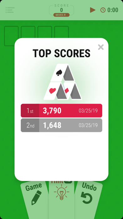 Solitaire Infinite - Card Game screenshot 5