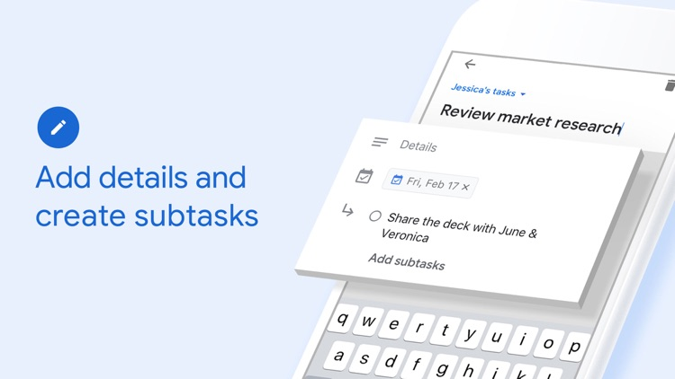 Google Tasks: Get Things Done screenshot-1