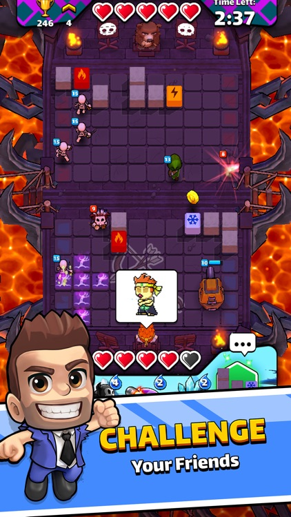 Magic Brick Wars screenshot-5