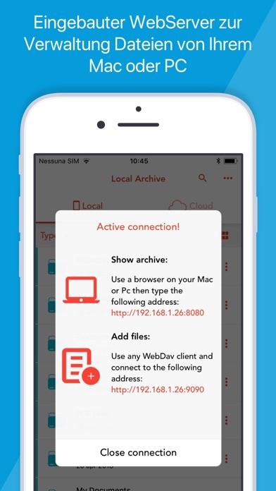 Amerigo File ManagerScreenshot von 8