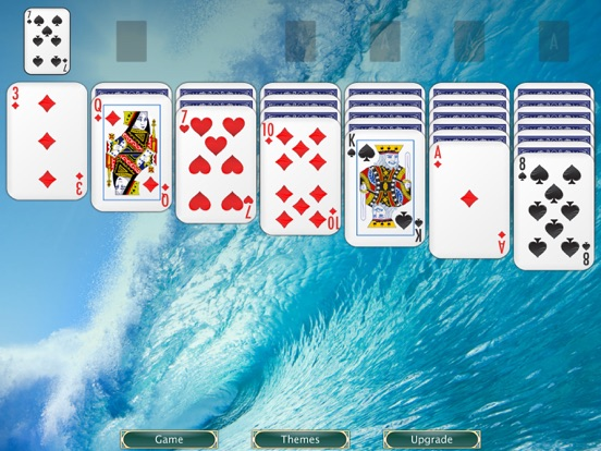 Solitaire screenshot two