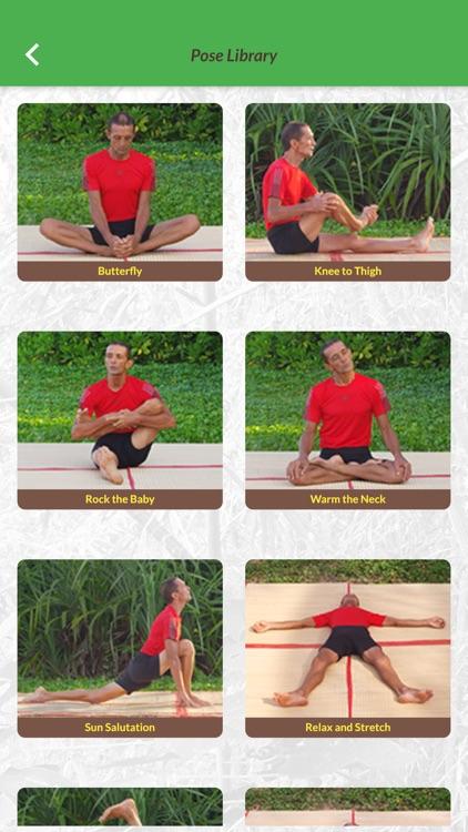 Yoga Virtuoso with Lyndon