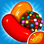 Game Candy Crush Saga v1.160.0 MOD FOR IOS | INFINITE LIFE | FREEZE BOOSTERS