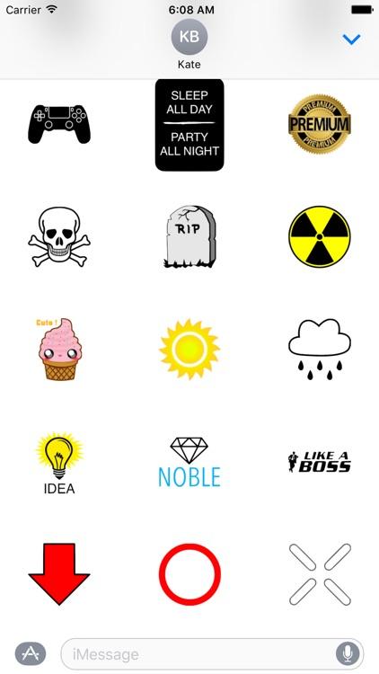 Fresh Emojis screenshot-4