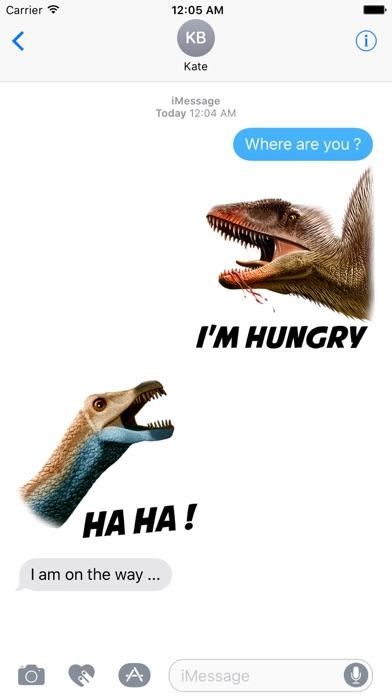 Dinosaurs Sticker Packのおすすめ画像2