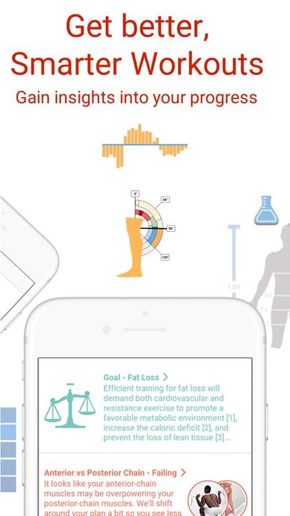 BodBot Gym & Home Workout Plan screenshot-3