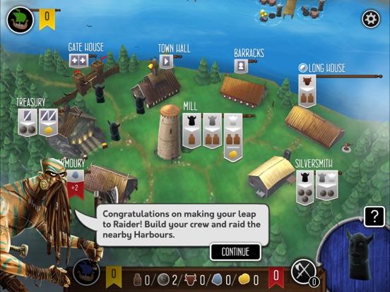 Raiders of the North Sea screenshot #2