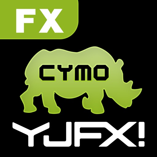 FX Cymo- ヤフーグループYJFX!の取引アプリ