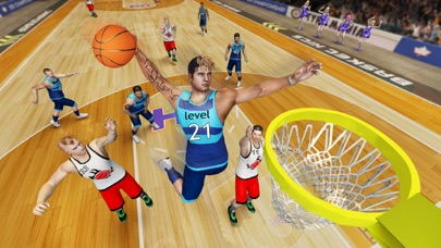 Basketball Dunk Hoop 2019Screenshot of 2