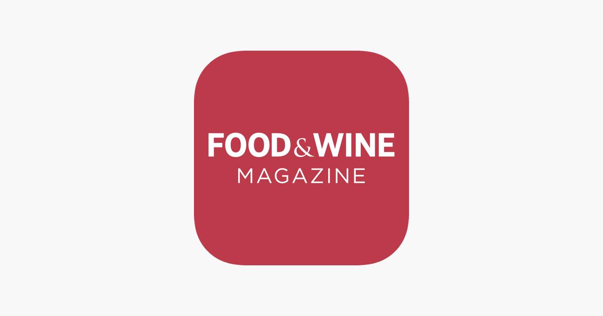 food wine on the app store rh itunes apple com