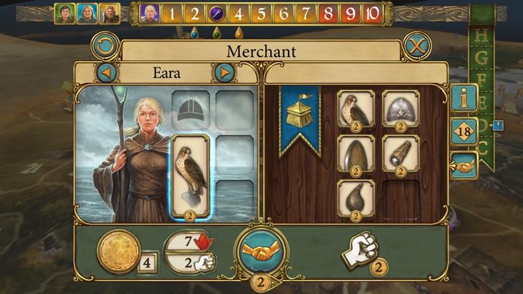 Legends of Andor screenshot-4