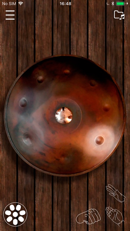 Handpan screenshot-1