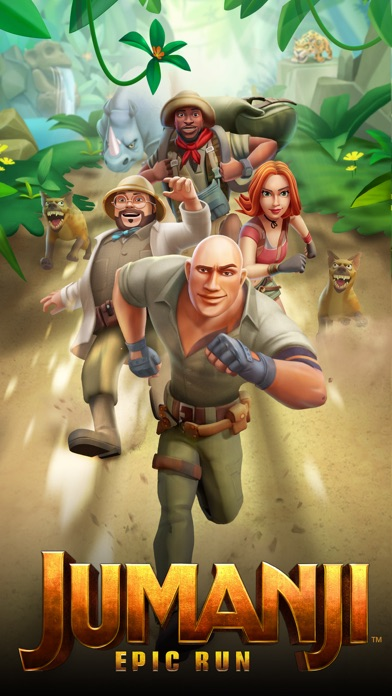 Jumanji: Epic Run for windows pc