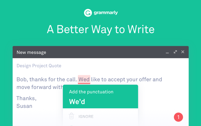 Grammarly Mac Things To Know Before You Buy