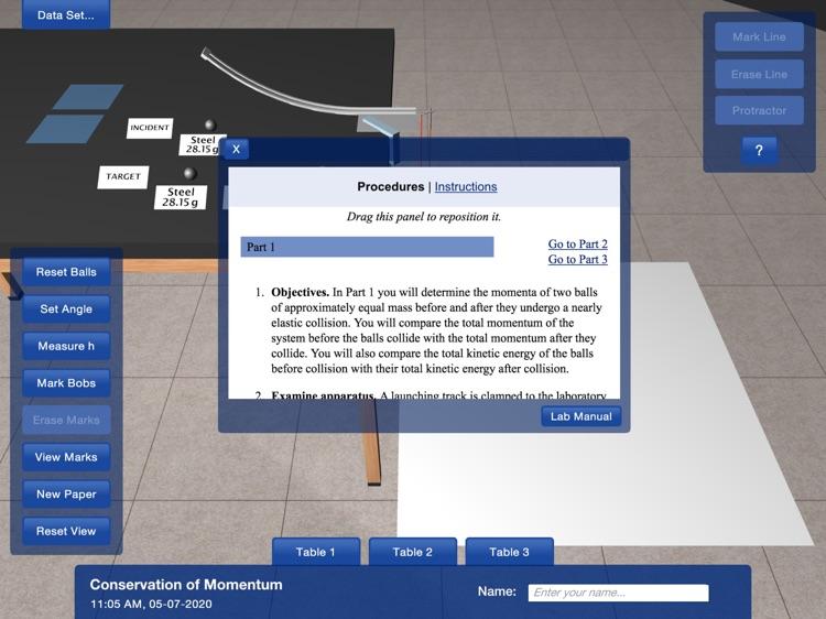 PP+ Conservation of Momentum screenshot-4