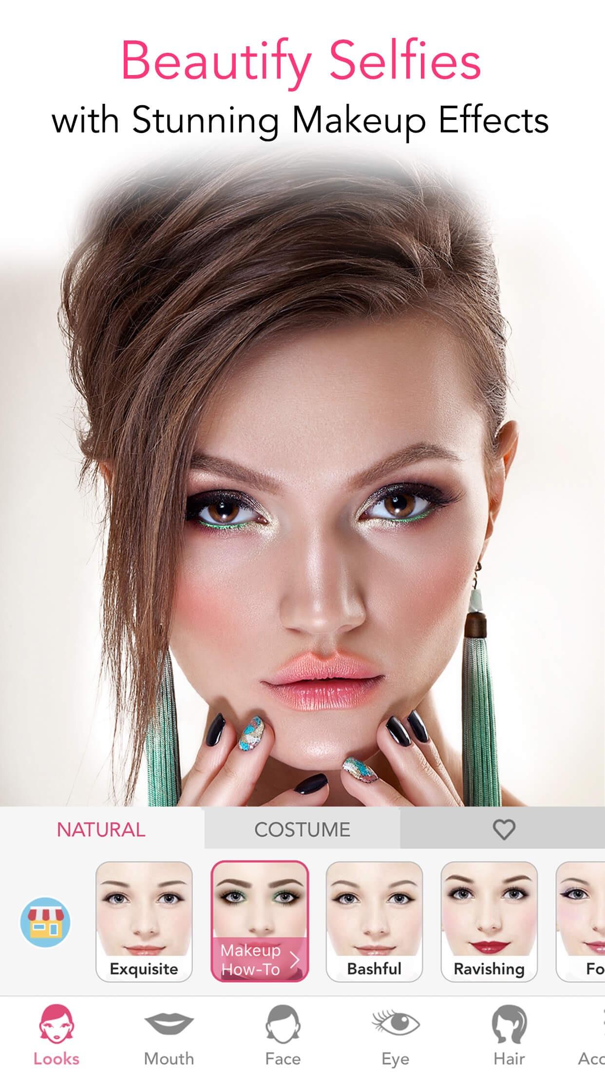 YouCam Makeup-Magic Selfie Cam Screenshot