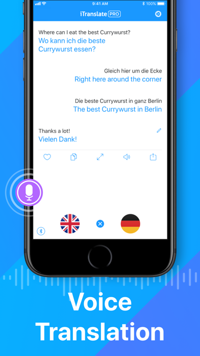 Translate App for Text & Voice screenshot two
