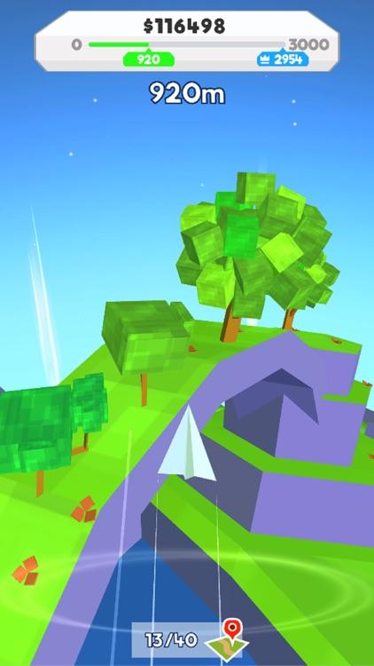 Paper Plane Planet screenshot-4