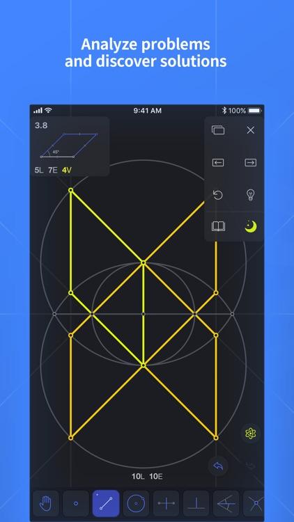 Euclidea screenshot-3