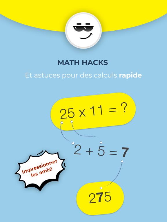 Screenshot #5 pour Math Brain Booster