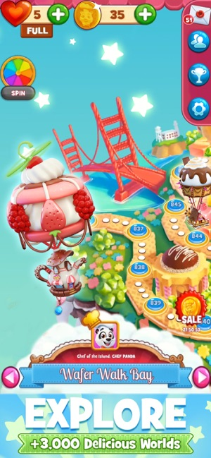 Cookie Jam: Top Match 3 Game on the App Store