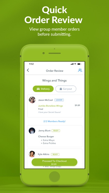 Waitr—Food Delivery & Carryout screenshot-4