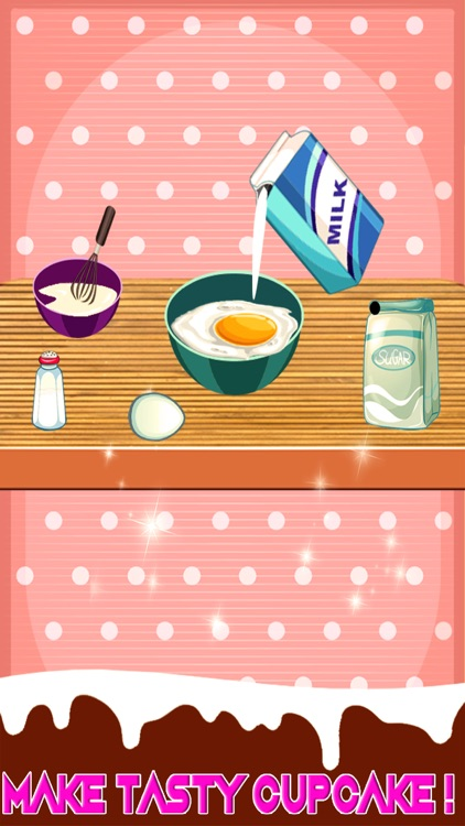 Real Cake Maker :Cooking Games screenshot-1