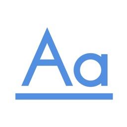 Fonts Keyboard, Art Fonts