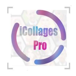 iCollages Pro: Collage,Sticker