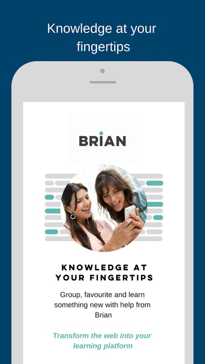 Brian : Achieve your goals screenshot-8