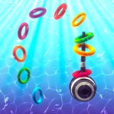 Activities of Water Rings 3D