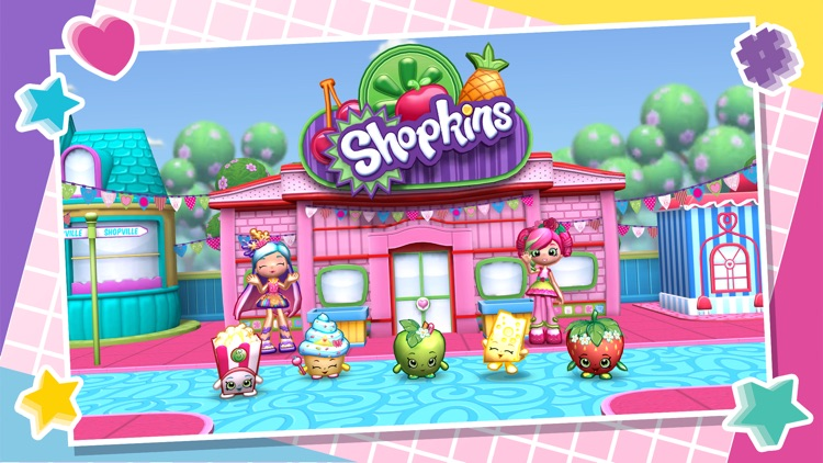 Shopkins World! screenshot-0