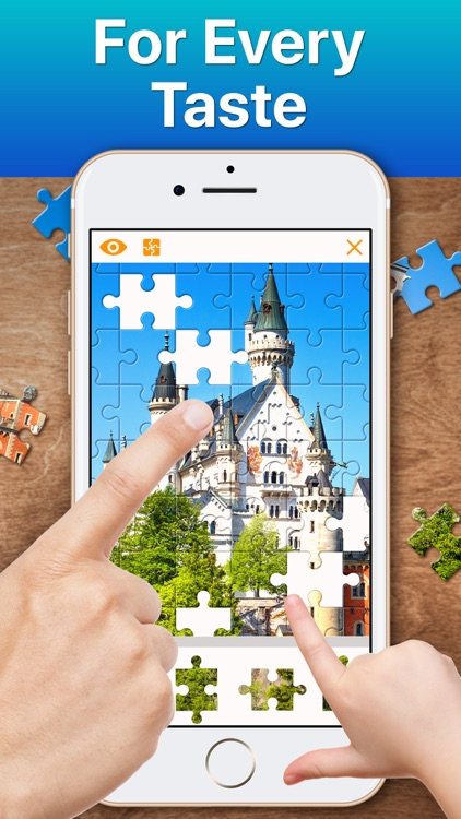 Jigsaw Puzzles Now screenshot-3