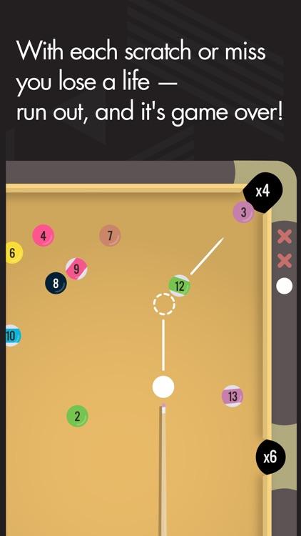 Pocket Run Pool screenshot-3