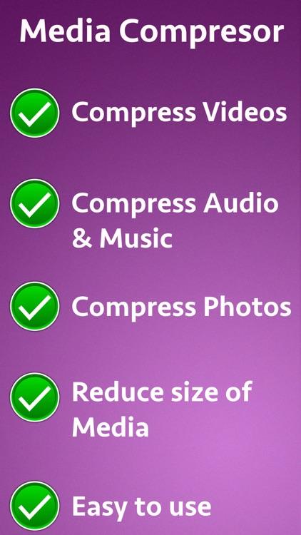 Media Compressor screenshot-8